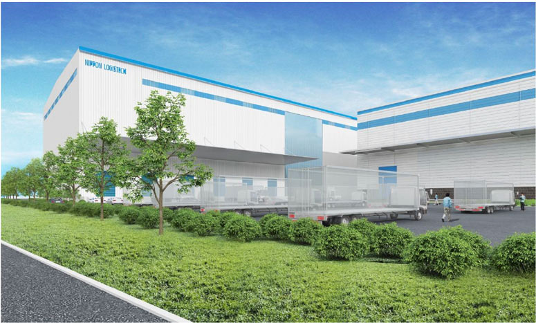 日本ロジテム、中国・昆山に2万m2の倉庫