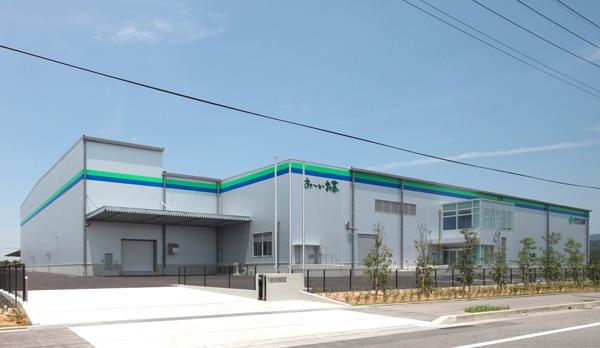 伊藤園、神戸テクノロジパークに新工場建設