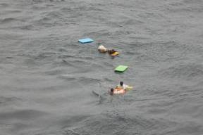 日本郵船、インドネシア沖で遭難した乗組員9人救助2