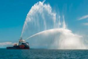 三井造船、高い曳船能力のタグボート完成