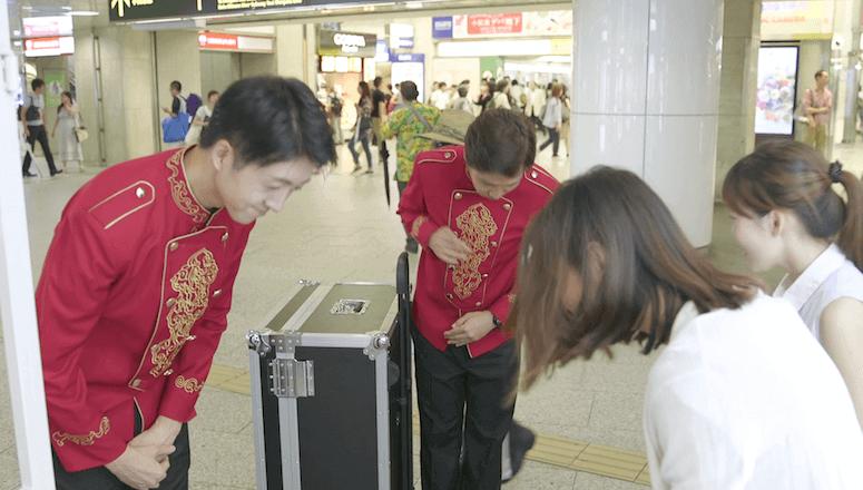 新宿駅のロッカーに「盲点」、C&Hが対策サービス