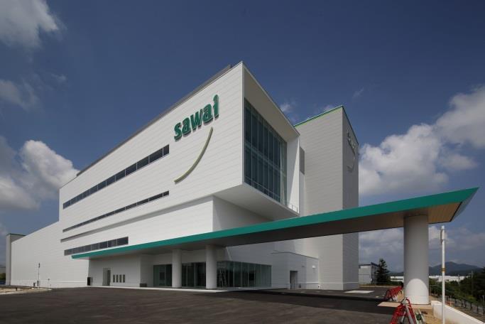 沢井製薬が医薬品包装工場竣工、製造能力48億錠へ