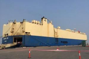 日本郵船、ベトナム・ハイフォンへ完成車輸送サービス開始