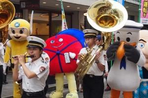 赤帽首都圏、交通安全イベントでパレードに参加
