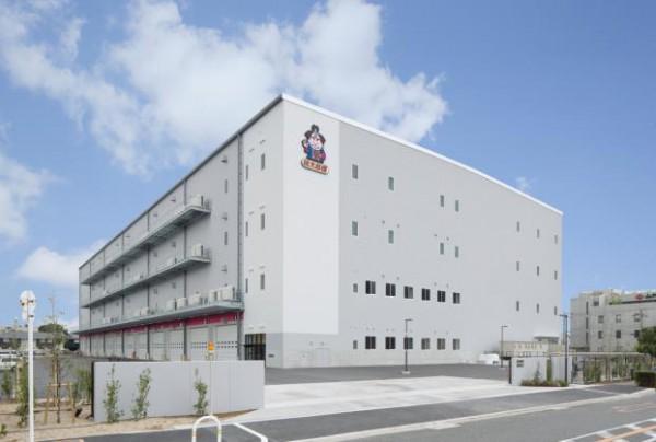 ラサール、堺に丸和運輸機関向け新拠点竣工