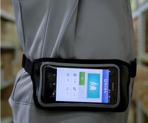 日通総研、倉庫内集計・分析アプリの仕組みで特許2