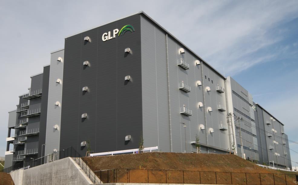GLP、埼玉県日高市のマルチテナント型物流施設竣工