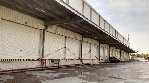 近鉄エクスベトナム、ハイズンに新倉庫開設01