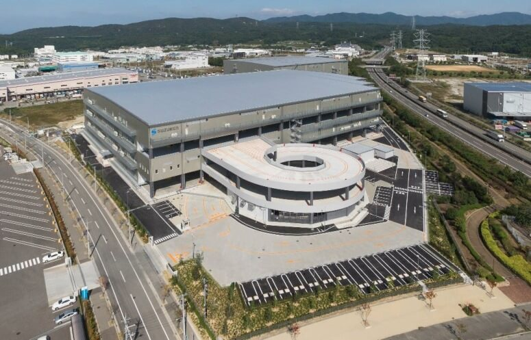 プロロジス、神戸市にスズケン専用の物流施設竣工