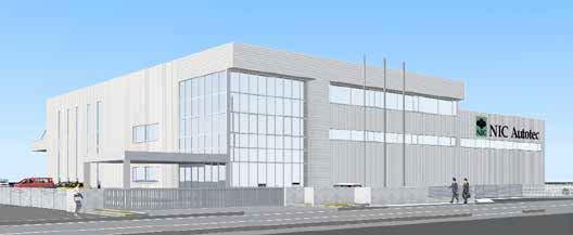 NICオート、富山県に自動化装置制作の新工場建設