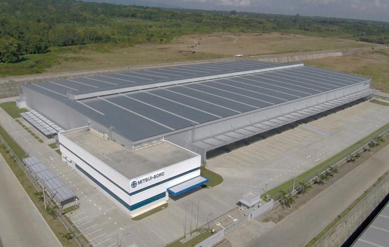 三井倉庫インターのインドネシア新倉庫が稼働