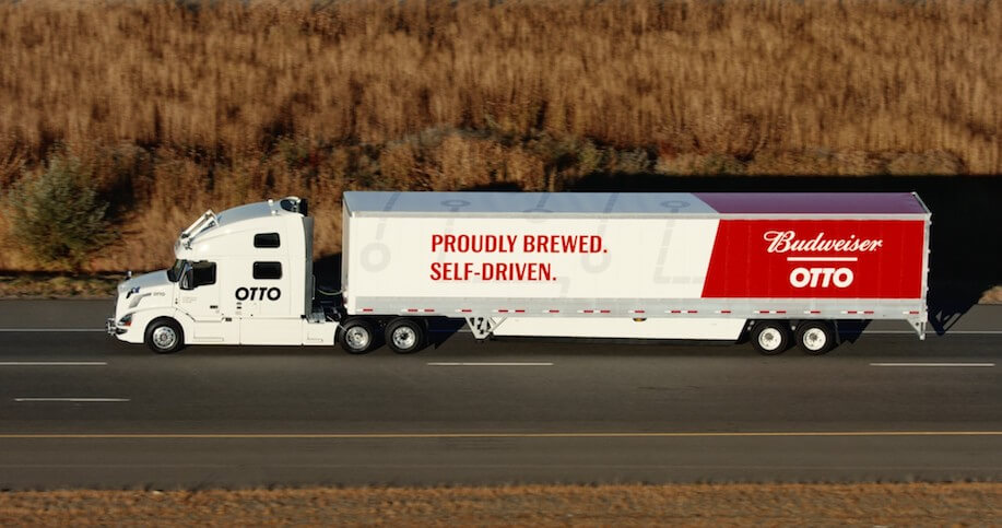 自動運転トラック-2