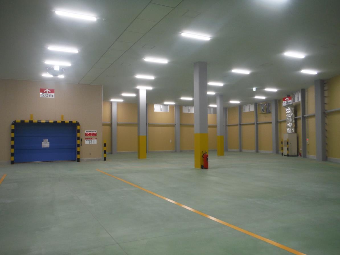 ニッコン、熊本県菊陽町に新倉庫竣工