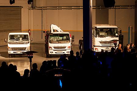 三菱ふそう、トラック3車種でウルグアイ市場に再参入