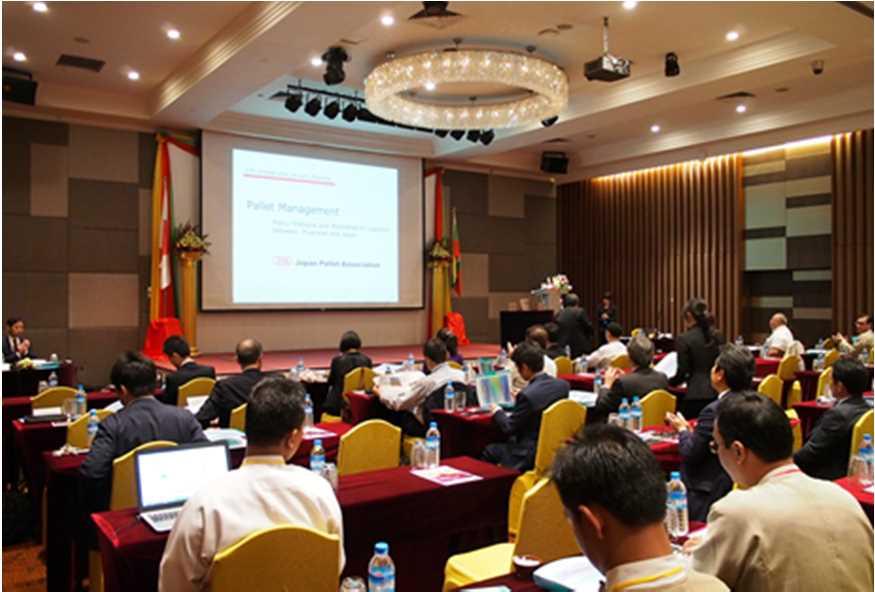 国交省、ミャンマー運輸通信省に保税制度整備提案