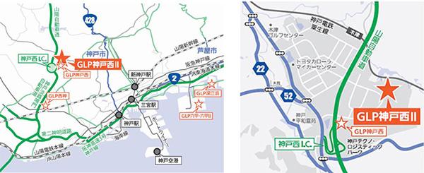 GLP、神戸ロジパーク内のマルチ型物流施設起工4