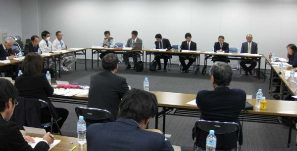 山梨県で荷主意見交換会で京浜港の一体運営求める声
