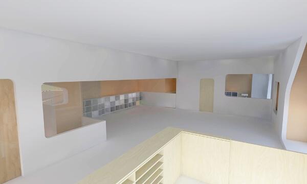 延床17万m2のESR物流施設、大阪・藤井寺で3月末竣工5