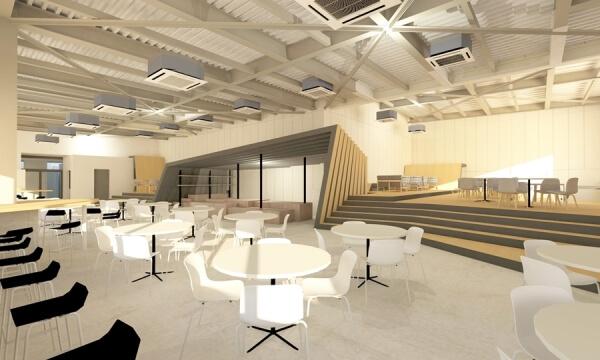 延床17万m2のESR物流施設、大阪・藤井寺で3月末竣工3
