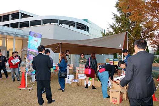プロロジス、神奈川の物流施設で「座間カフェ。」イベント3