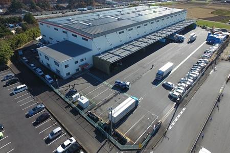 中央自動車倉庫、栃木県三川町に新拠点