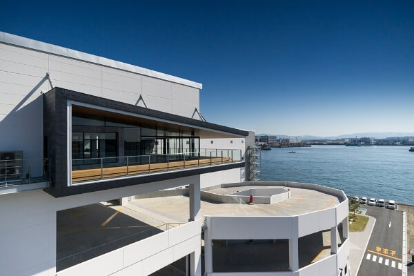 ESRの新施設「レッドウッド南港中第1期」12万m2が竣工2