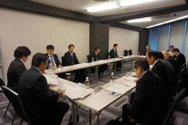 物流連、7回目の大規模施設対策小委員会