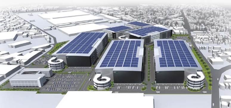 GLPが国内最大20万坪の物流施設開発、相模原市で