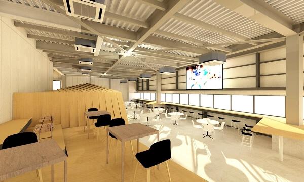 延床17万m2のESR物流施設、大阪・藤井寺で3月末竣工4