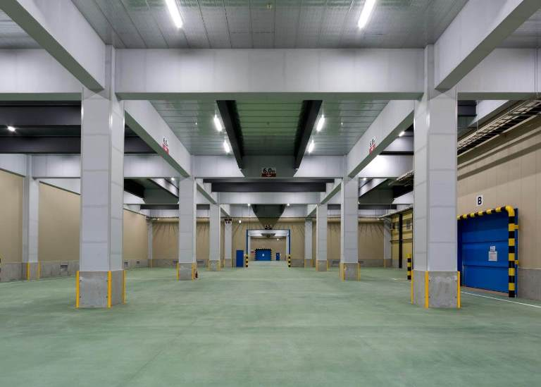 日本梱包運輸倉庫、石川県に7600坪の新倉庫完成2(1)