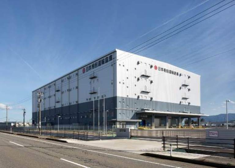 日本梱包運輸倉庫、石川県に7600坪の新倉庫完成(3)