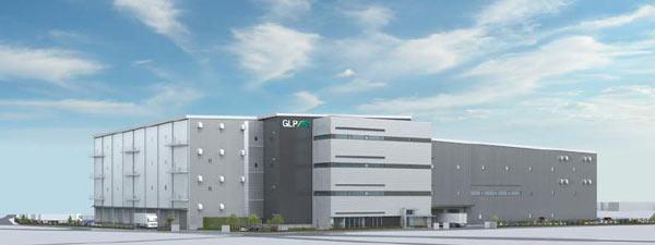 GLP、小牧にBCP対策強化した物流施設を建設