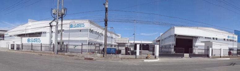 スターツ、フィリピンPEZA工業団地にレンタル工場建設