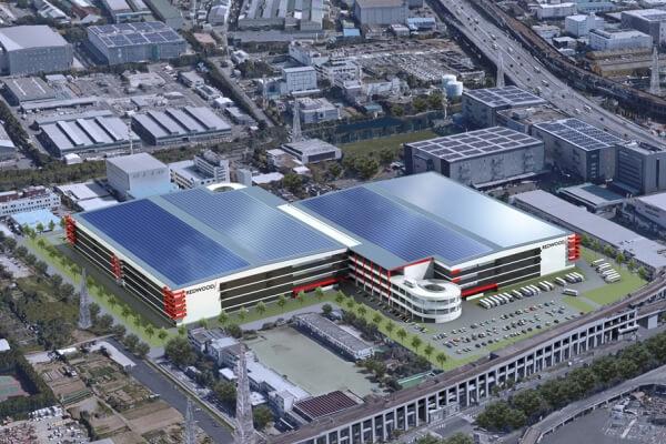 ESR、800億円投じ千葉に22万m2のマルチ型物流施設開発