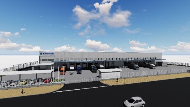 JOIN、川西倉庫のインドネシア冷蔵倉庫事業参画を支援