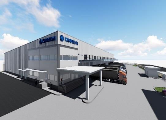 JOIN、川西倉庫のインドネシア冷蔵倉庫事業参画を支援2