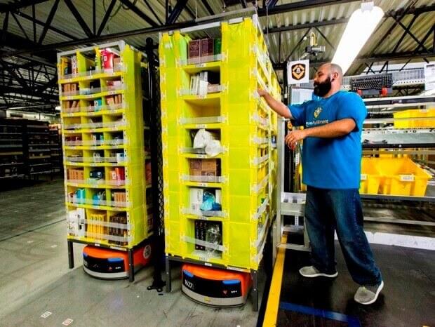 米アマゾン、コロラド州で大型商品の配送拠点開設