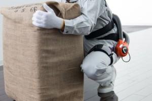 成田空港、ハンドリング業務にロボットスーツを試験導入2