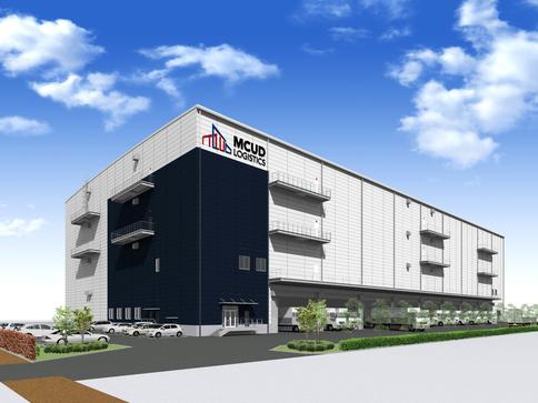 三菱商事都市開発、川崎湾岸で物流施設竣工