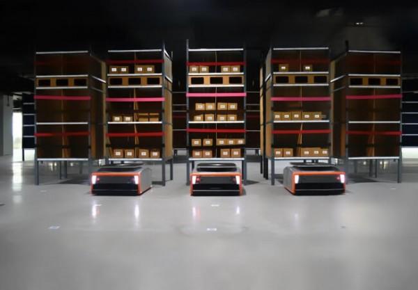 ニトリ、西日本の通販物流拠点に物流ロボット全面導入2