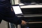 大日本印刷の金属対応タグ用いレンタル品管理システム構築01