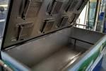 ヤマト・宮崎交通、「客貨混載」バスに保冷専用BOX導入3