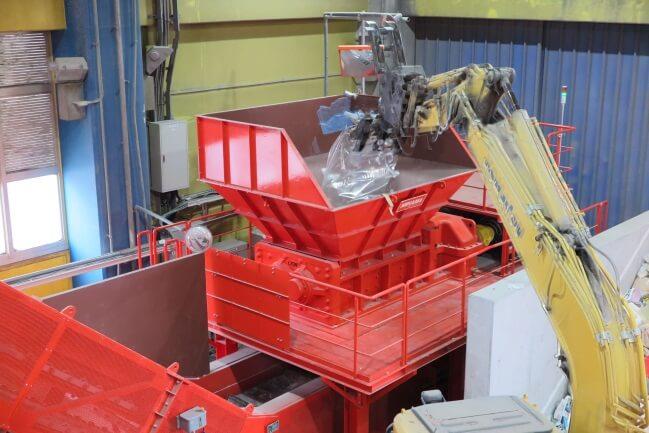 SBS即配サポート、産廃中間処理施設を刷新