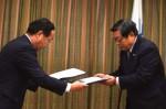 サカイ引越センター、堺市と災害時物資輸送協定締結