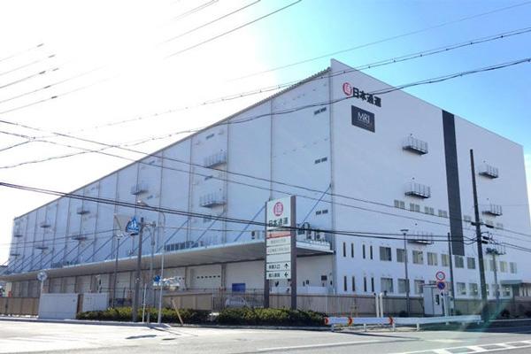 日通、愛知県に新物流拠点「小牧GLC」竣工