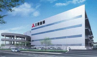 三菱倉庫、神戸市須磨区の流通拠点内に大型配送施設