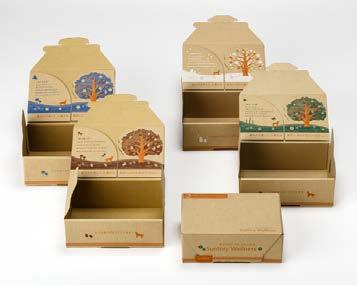 レンゴー、パッケージデザイン大賞2で3作品入賞