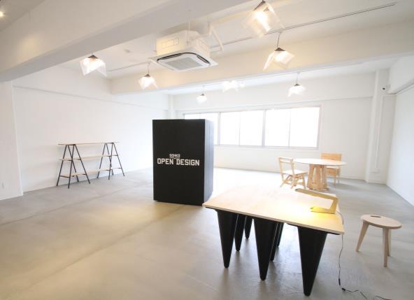 リソーコ、空き倉庫をオフィスにリノベーション