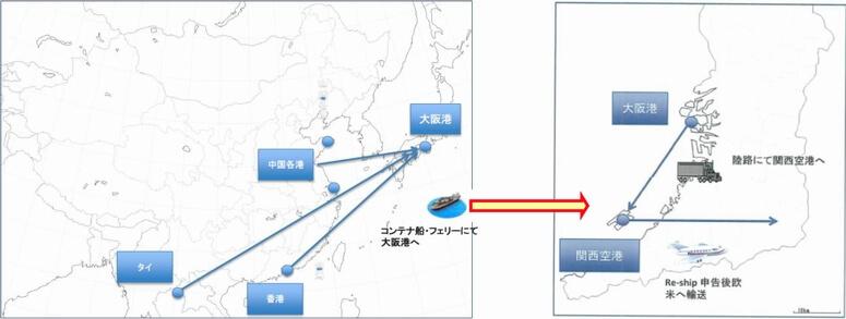 阪急阪神エクス、関西総合物流活性化モデルに2年連続で認定