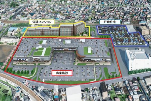 大和物流が館内物流へ本格参入、八王子市の新施設で3